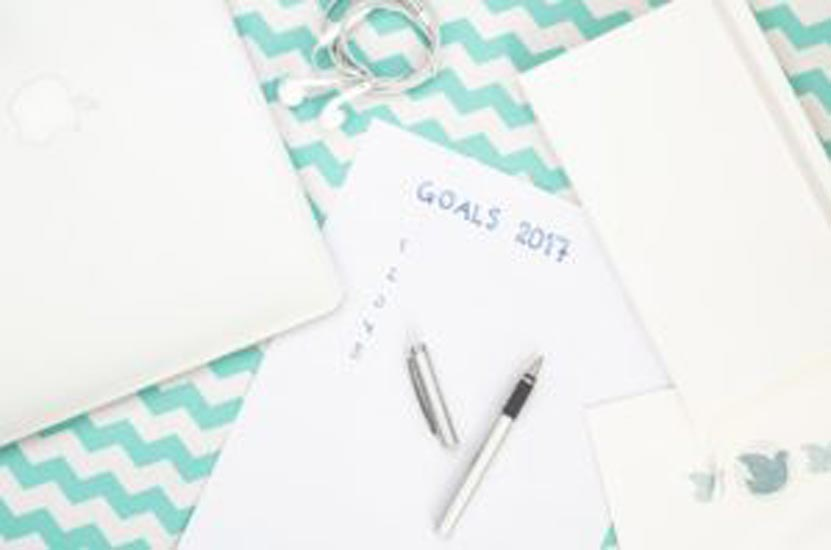 How to Set Goals Early in the School Year