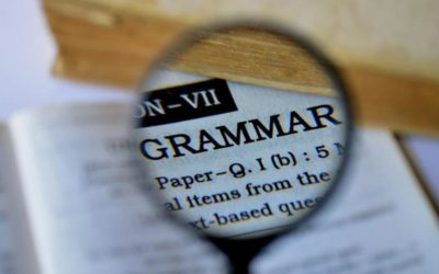 Test Taking Tip #3; Reading Comprehension, Vocabulary and Grammar Mechanics