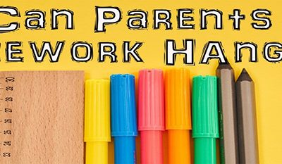 How Can Parents Avoid Homework Hangups