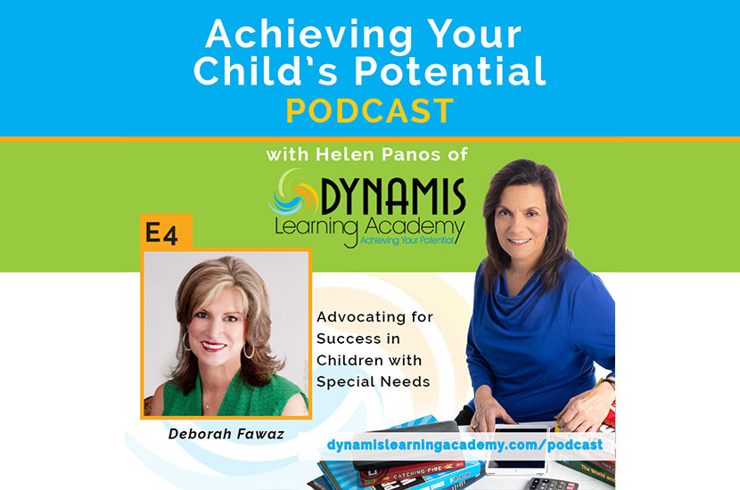 Advocating for Success in Children with Special Needs