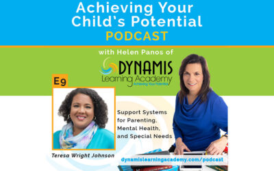 Support Systems for Parenting, Mental Health and Special Needs