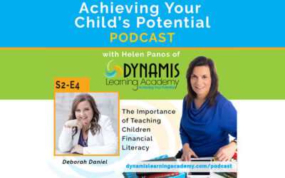 The Importance of Teaching Children Financial Literacy
