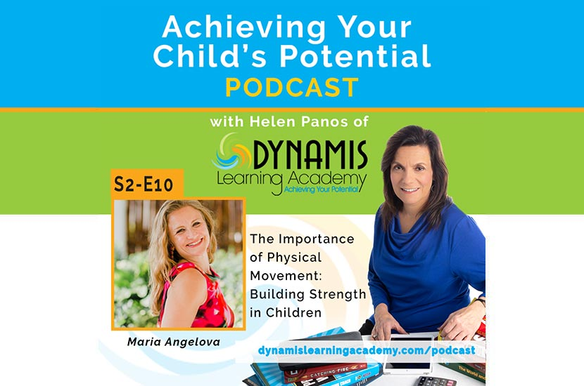 The Importance of Physical Movement:  Building Strength in Children