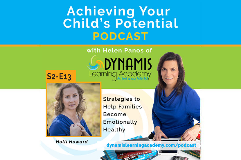 Strategies to Help Families Become Emotionally Healthy