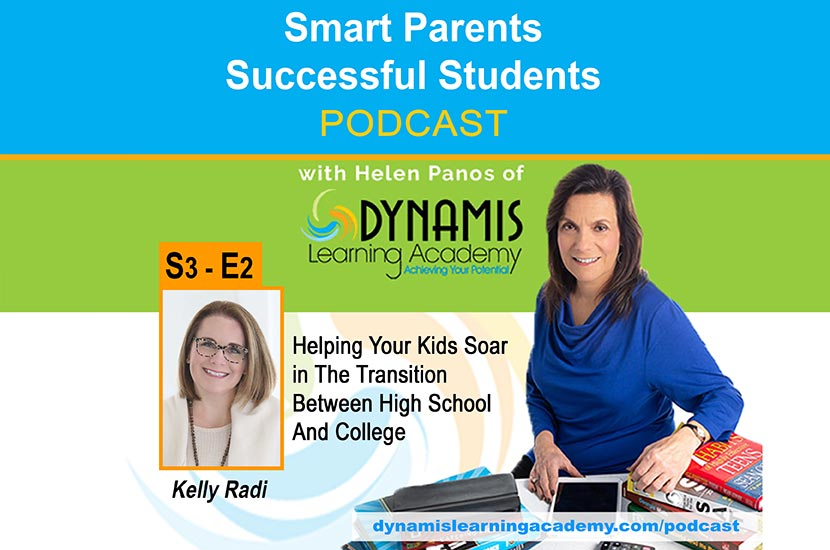 Helping Your Kids Soar in the Transition Between High School and College