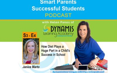 How Diet Plays a Huge Part in a Child's Success in School