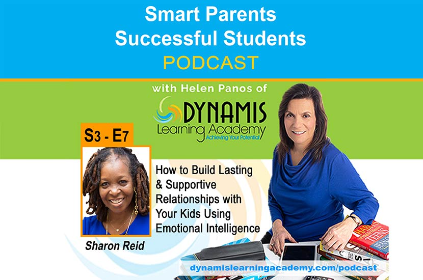 How to Build Lasting and Supportive Relationships with Your Kids Using Emotional Intelligence