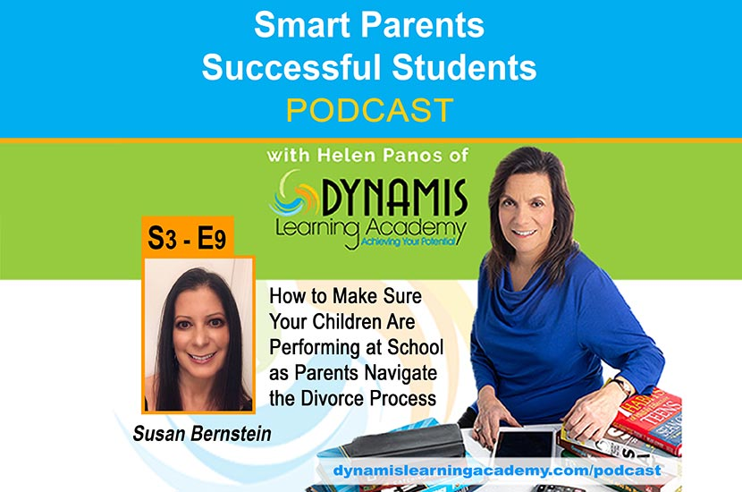 How to Make Sure Your Children Are Performing at School as Parents Navigate the Divorce Process